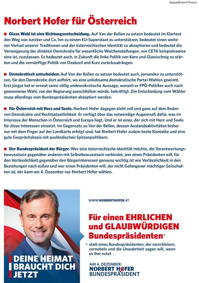 Postwurf Lech - Klösterle-1